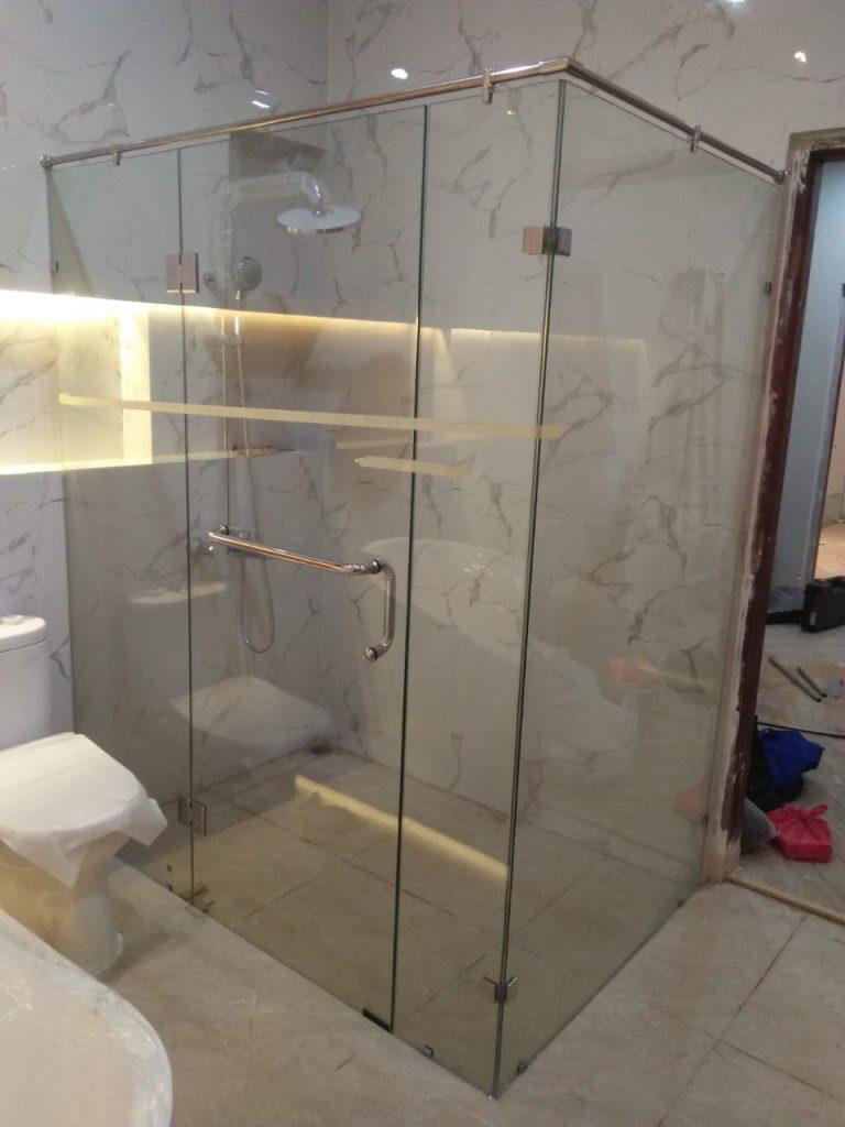 Jual Kaca Shower Room / Box Termurah Di Seluruh Indonesia